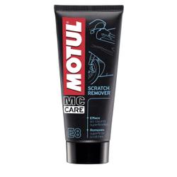 Motul Mc Care ™ E8 Kratzerentferner, Schrammenentferner entfernt leichte Oberflächenkratzer, 100 ml - Tube