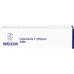 CALENDULA/STIBIUM Salbe 25 g