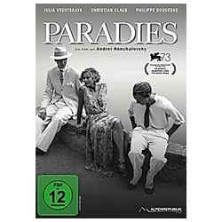Paradies - DVD  Filme