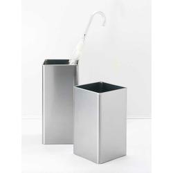 Zack Papierkorb Angolo, Designer Zack Design, 40x22x22 cm