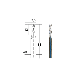 Proxxon HM-Multifräser, 3,0 mm