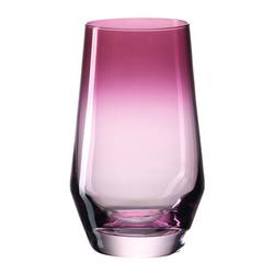 LEONARDO Glas PUCCINI Violett 300 ml, Kristallglas lila