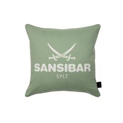 Kissenhülle SANSIBAR grün(BH 45x45 cm) Sansibar