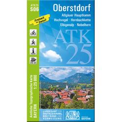 Oberstdorf 1:25 000