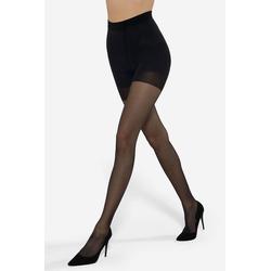 Lavard Schwarze modellierende Strumpfhose für Damen 20 DEN 85651  3