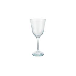 BUTLERS Weinglas SHEER BLUE 6x Rotweinglas 370ml, Glas