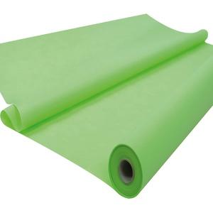 Sensalux Tischdeckenrolle, stoffähnliches Vlies, Standard 100 by Oeko-TEX® - Klasse I Zertifiziert, 1 m x 10 m Apfelgrün