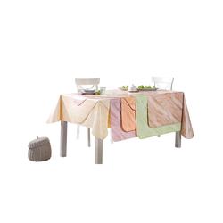 Tischdecke rosa Tischdecken Tischwäsche