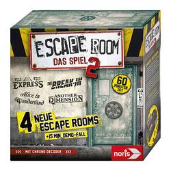 noris Das Spiel 2 Escape-Room Spiel