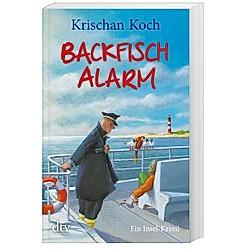 Backfischalarm / Thies Detlefsen Bd.5. Krischan Koch  - Buch
