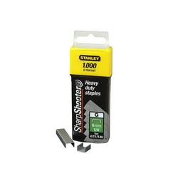 STANLEY 1-TRA706T Typ G Heftklammern Klammern Tackerklammer 10 mm 1000 Stück