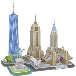 Revell 3D-Puzzle New York Skyline 00142