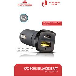 Nintendo Switch KFZ Ladekabel