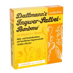 Dallmann's Ingwer-Salbei-Bonbons