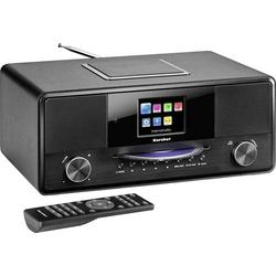Karcher DAB 9000CDi Internet CD-Radio DAB+, DAB, Internet, UKW Bluetooth®, UKW, WLAN, USB, DAB+, DL