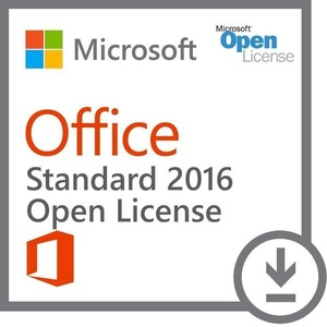 Microsoft Office 2016 Standard Open NL, Open License Terminalserver, Volumenlizenz