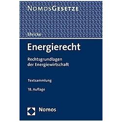 Energierecht - Buch