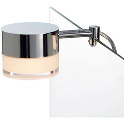 Loevschall Spiegelleuchte Garonne, LED Aufsatzleuchte