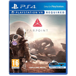Farpoint (VR) - PS4 [EU Version]