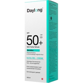 Daylong Gel-Creme LSF 50+ 100 ml