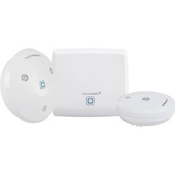 Homematic IP Smart Home Starter Set Wasseralarm (153405A0) weiß