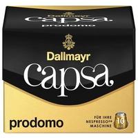 Dallmayr Capsa Prodomo 10 Kapseln