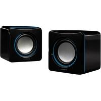 Vivanco IT-SP 2.0 System schwarz/blau