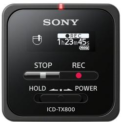 Sony Diktiergerät Diktiergerät ICD-TX800B mit Fernsteuerung schwarz