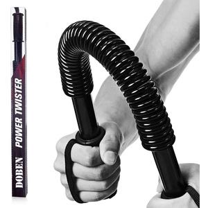 DOBEN Profi Königsfeder Biegehantel für Krafttraining Fitness Biegehantel 20kg, 30kg, 40kg, 50kg, 60kg, Armtrainer Gerät