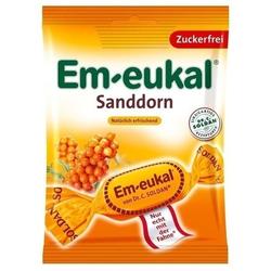 EM EUKAL Bonbons Sanddorn zuckerfrei 75 g