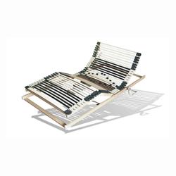 elektrischer Lattenrost ,44 Leisten, 2 Motoren, Netzfreischaltung/Notstromabsenkung, 90x200 cm