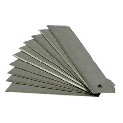 Abbrechklingen 18 x 0,5 mm, Carbonstahl / 10-er Box