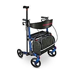 Rollator Premium  blau
