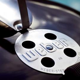 WEBER One-Touch Original 47 cm schwarz