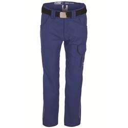 PUMA Workwear Work Wear Herren Arbeitshose / Arbeits Bundhose - blau anthrazit, Größe: 50