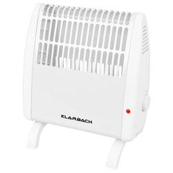 Stand Heiz Lüfter 450 Watt Wand Montage Thermostat Frostwächter Wärme Verteiler Konvektor GGV HK34523we
