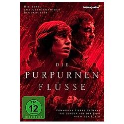 Die Purpurnen Flüsse - Staffel 1 - DVD  Filme
