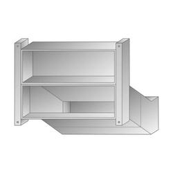 Elcom Mauerdurchwurfkasten 1teil. 380-500mm BDT-1/1-L