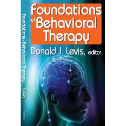 Foundations of Behavioral Therapy: eBook von