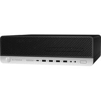 HP EliteDesk 800 G4 + EliteDisplay Intel® CoreTM i7 der achten Generation i7-8700 32 GB DDR4-SDRAM 256 GB SSD Schwarz Tower Arbeitsstation