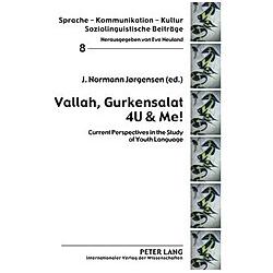 Vallah Gurkensalat 4U & Me! - Buch