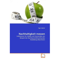 Nachhaltigkeit messen als Buch von Ingo Leipner