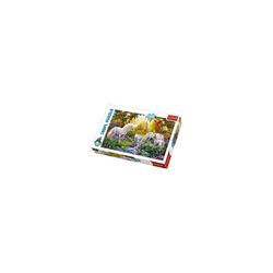 Trefl Puzzle Puzzle 100 - Geheimer Einhorngarten, Puzzleteile