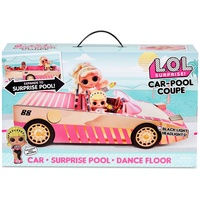MGA Entertainment L.O.L. Surprise Car- Pool Coupe
