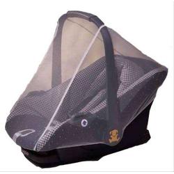 Insektenschutz für Babyschale, weiß