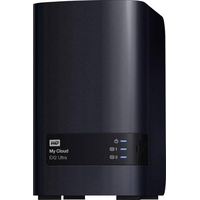 Western Digital NAS-Server 4TB My Cloud™ EX2 Ultra WDBVBZ0040JCH-EESN Business Cloud