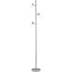 Brilliant Lea G32459/77 Stehlampe LED E14 9W Chrom