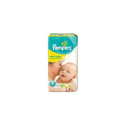 PAMPERS New Baby Gr.2 mini 3-6kg Sparpack 44 St