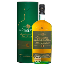 The Singleton of Glendullan 18 Jahre Whisky