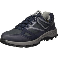 Jack Wolfskin Downhill Texapore Low M dark blue/grey 45